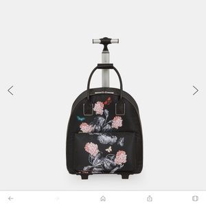 Brand new in plastic Ted Baker suitcase😍